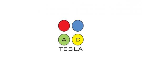 AC Tesla Logo ERPricorn